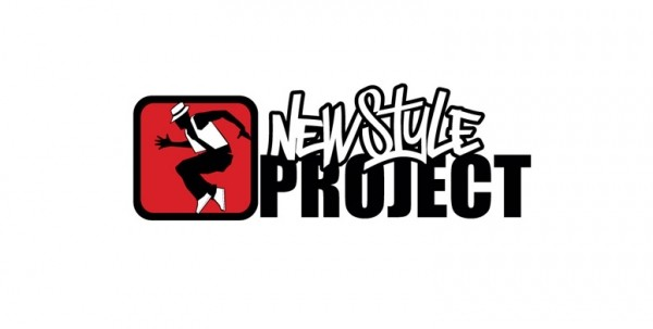 Логотип для школы танцев New Style Project
