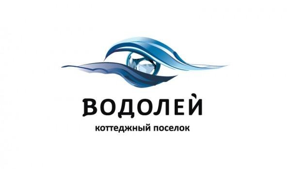 Логотип для строительной компании Водолей